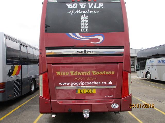 Go G VIP Coaches